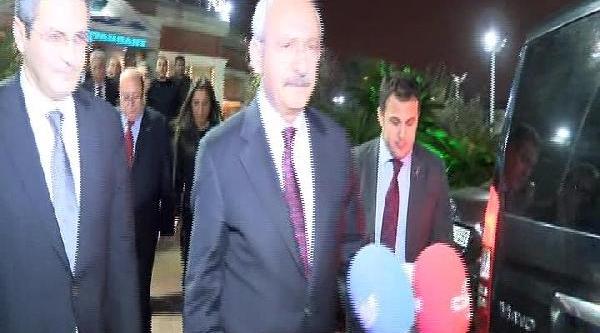 Kiliçdaroğlu, Kaçirilan Askerlerle Ilgili Sorulara Yanit Vermedi