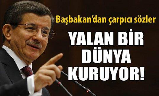 'Kılıçdaroğlu kafasında yalan dünya kuruyor'