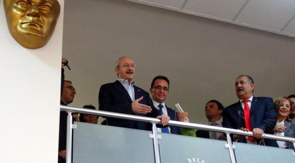 Kılıçdaroğlu, Kepez Belediyesi Hizmet Binasını Açtı