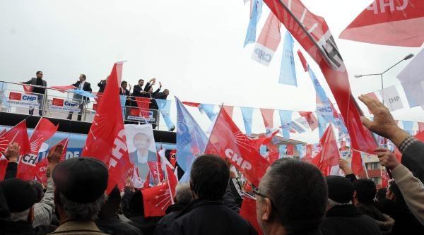 Kılıçdaroğlu, Kepez Belediyesi Hizmet Binasını Açtı (2)