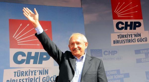 Kılıçdaroğlu: Kul Hakkı Yiyene Oy Veren Harama Ortak Olur