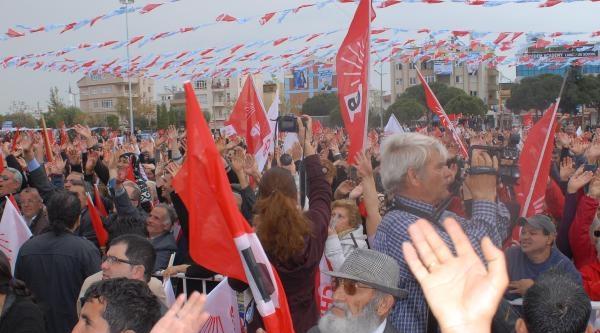 Kılıçdaroğlu: Mehmetçiğin Canıyla Oynama