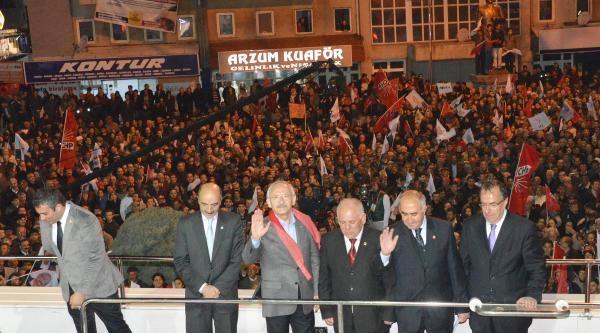 Kılıçdaroğlu: Muğla'ya Başbakan Olarak Geleceğim (3)