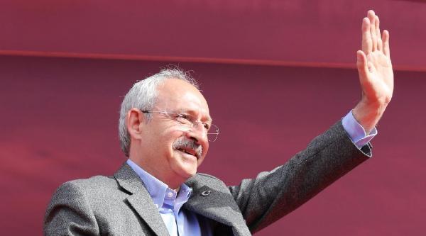 Kılıçdaroğlu: Namus Sözü; Siyasette Zenginleşmeyeceğim (2)
