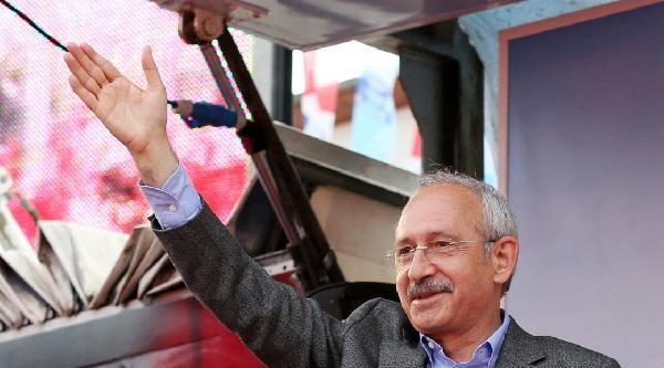 Kılıçdaroğlu: Namus Sözü; Siyasette Zenginleşmeyeceğim (3)