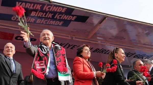 Kılıçdaroğlu: Namus Sözü; Siyasette Zenginleşmeyeceğim - Ek Fotoğraflar