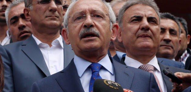 Kılıçdaroğlu'ndan AK Parti'siz koalisyon mesajı
