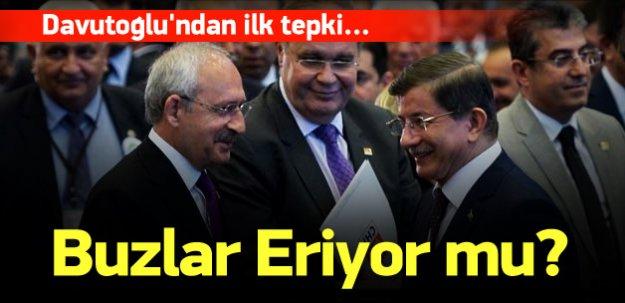 Kılıçdaroğlu'nun açıklamalarına ilk tepki