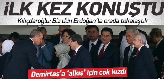 Kılıçdaroğlu o anı ilk kez anlattı!