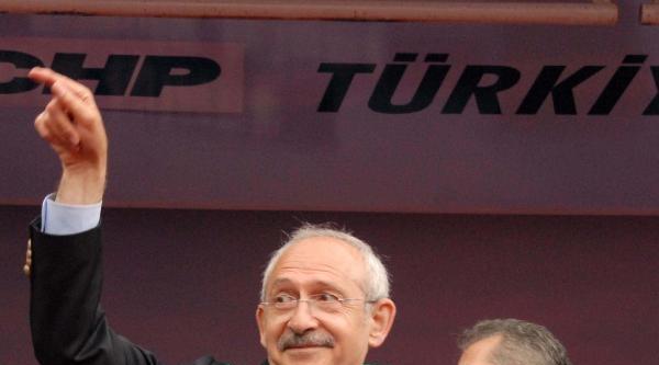 Kılıçdaroğlu: Ömer El Beşir'in Yanına Kaçacak