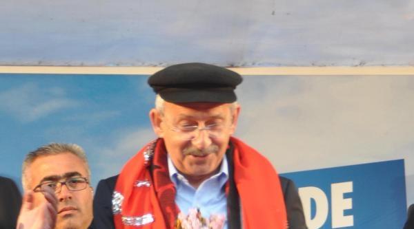 Kılıçdaroğlu: Ömer El Beşir'in Yanına Kaçacak (2)