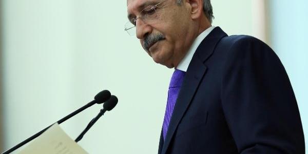 Kiliçdaroğlu : Oraya Sopayla Girmek Senin Adam Olmadiğini Kanitlar