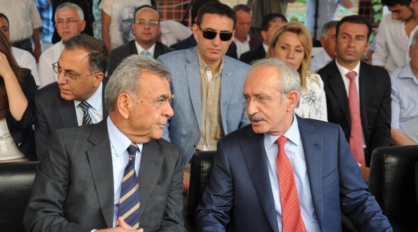 Kılıçdaroğlu Ortadoğu Barışı İçin İhsanoğlu'nu İşaret Etti (ek Fotoğraflar)