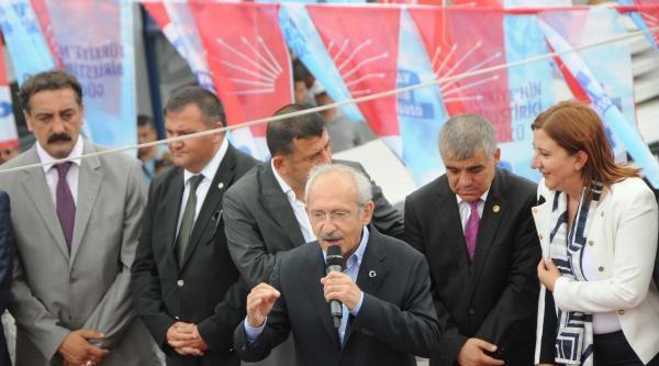 Kılıçdaroğlu: Ortadoğu'da Huzur Arıyorsak Cumhurbaşkanlığı Koltuğuna İhsanoğlu Oturmalı
