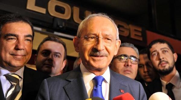 Kiliçdaroğlu 'sağa Kayma' Eleştirisini 'yok Efendim' Diye Yanitladi