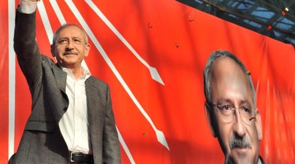 Kiliçdaroğlu: Savcilara Sesleniyorum, Dik Durun, 76 Milyon Arkanizda