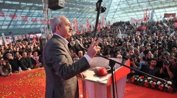 Kiliçdaroğlu: Savcilara Sesleniyorum, Dik Durun, 76 Milyon Arkanizda - Ek Fotoğraflar