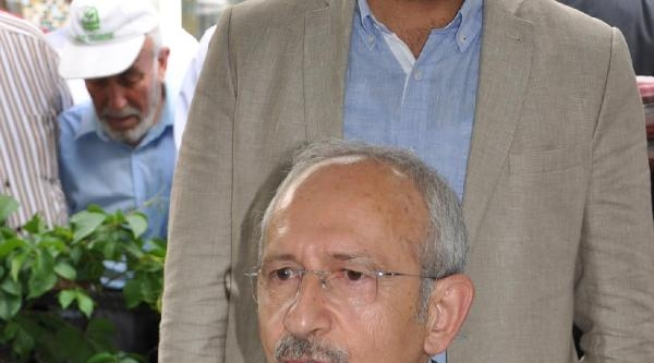 Kılıçdaroğlu: Seçim Tercihimizi Doğru Yaparsak Türkiye'yi Huzura Kavuştururuz