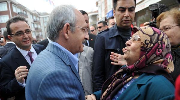 Kılıçdaroğlu: Sende Allah Korkusu Varsa O Koltuktan Derhal Ayrıl (ek Fotoğraflar)
