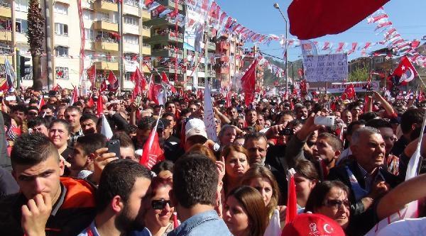 Kılıçdaroğlu: Suriye'de Akan Kanın Sorumlusu Recep Tayyip Erdoğan (2)