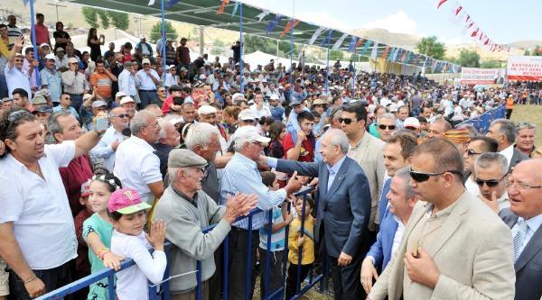 Kılıçdaroğlu: Tek İstediğim Tarafsız Birinin Cumhurbaşkanı Olması