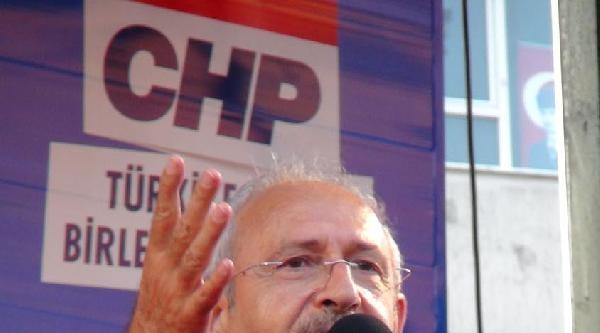 Kılıçdaroğlu: Tek İstediğim Tarafsız Birinin Cumhurbaşkanı Olması (2)