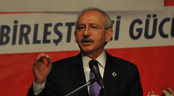 Kılıçdaroğlu: Terbiyeli Adamdan Cumhurbaşkanı Olur