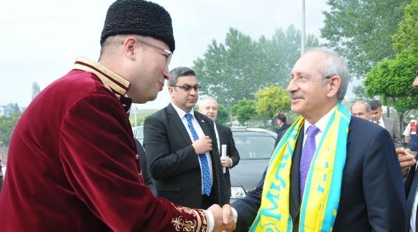 Kılıçdaroğlu: Terbiyeli Adamdan Cumhurbaşkanı Olur (3)