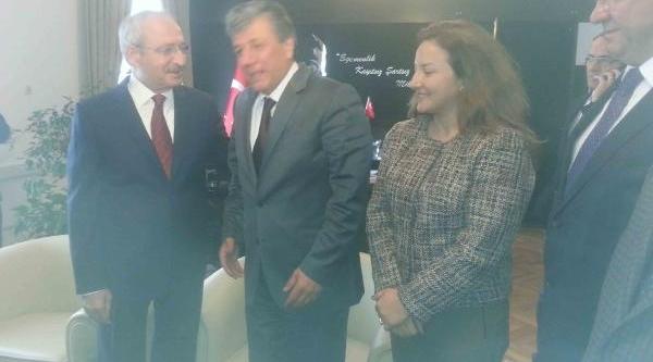 Kiliçdaroğlu: Umarim Balbay Başlangiç Olur