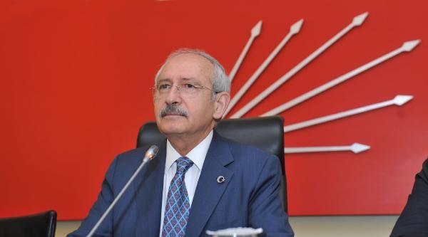 Kılıçdaroğlu : Uzlaşmayla Seçilmeyenler Maalesef Yeni Sorunlar Yaratmıştır / Fotoğraflar