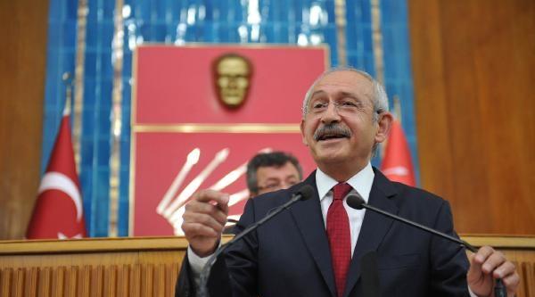 Kılıçdaroğlu: Vergiyi Paralel Vergi Dairesine, Erdoğan'a Yatırıyorlar (fotoğraflar)