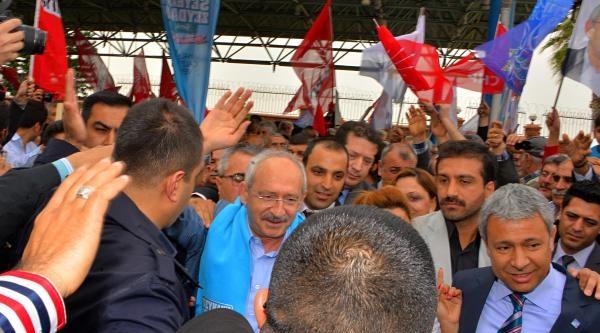 Kılıçdaroğlu: Ya Vatan Evlatlarına, Ya Da Bakan Evlatlarına Oy Vereceksiniz