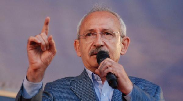 Kılıçdaroğlu Yarın Ege'de 3 İlde Miting Yapacak