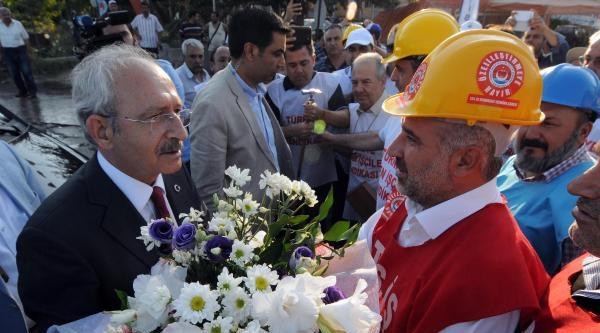 Kılıçdaroğlu Yatağan'da Başbakan Erdoğan'a Yüklendi