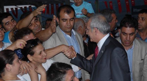 Kılıçdaroğlu Yatağan'da Başbakan Erdoğan'a Yüklendi (2)