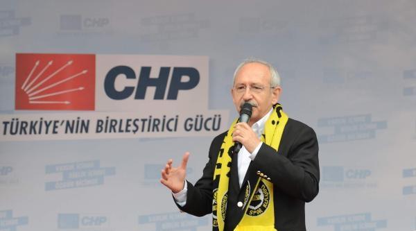 Kılıçdaroğlu'na, Erdoğan'a  'hareket'ten Fezleke