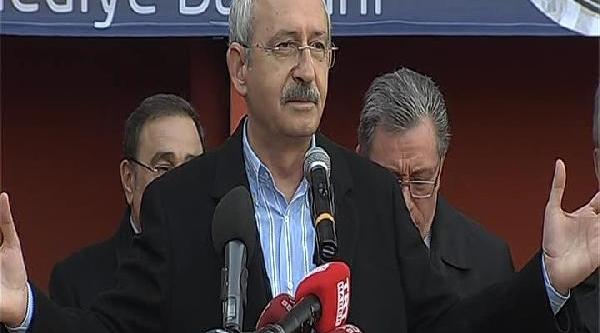 Kiliçdaroğlu'ndan Başbakan'a: Gel Bu Rezalete Son Verelim