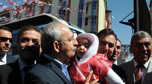 Kılıçdaroğlu'ndan Başbakan'a: 'onun Gözünü Dolar Doyursun