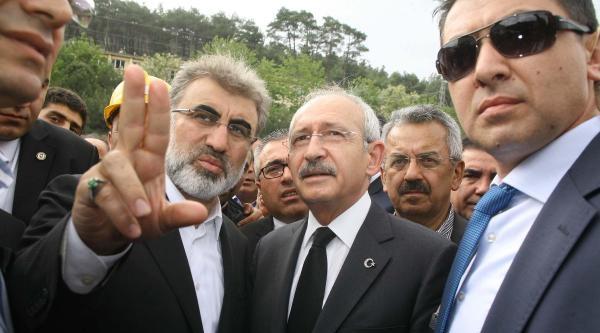 Kılıçdaroğlu'ndan Başsağlığı - Ek Fotoğraflar