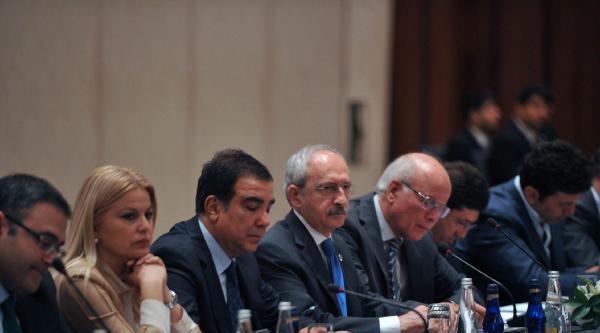 Kılıçdaroğlu'ndan 'büyük Uzlaşı' Toplantısı