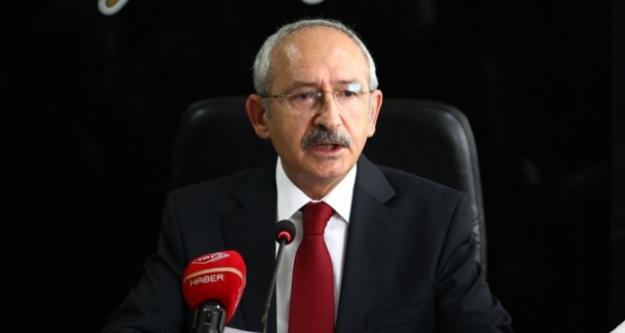 Kılıçdaroğlu'ndan Danıştay Törenindeki Gerginliğe İlk Yorum...