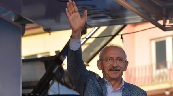 Kılıçdaroğlu'ndan Erdoğan'a: Nereye Kaçarsan Kaç, Seni Getirip Hesap Soracağım(3)