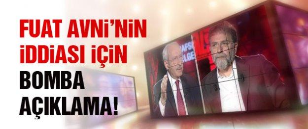Kılıçdaroğlu'ndan Fuat Avni ve MİT bombası!