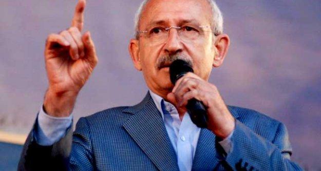 Kılıçdaroğlu'ndan istifaya ilk yorum!