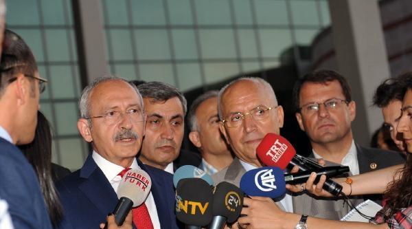 Kılıçdaroğlu'ndan Kurultay Açıklaması (2)