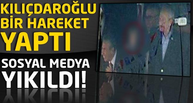 Kılıçdaroğlu'ndan şaşırtan hareket! Sosyal medya yıkıldı!
