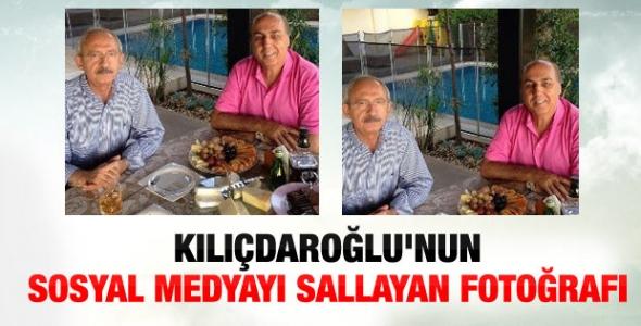 Kılıçdaroğlu'nun sosyal medyayı sallayan fotoğrafı!