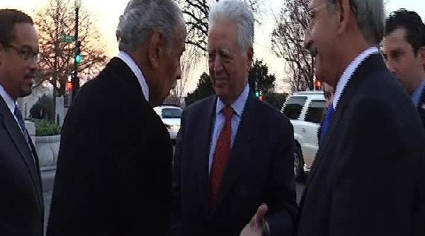 Kiliçdaroğlu'nun Washington Görüşmeleri Sürüyor