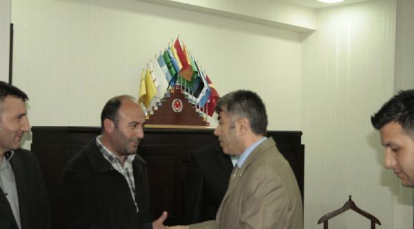 Kilis'te 15 Polis Ödülendirildi