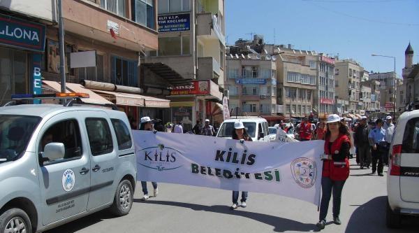 Kilis'te Çevre Temizliği Kampanyası